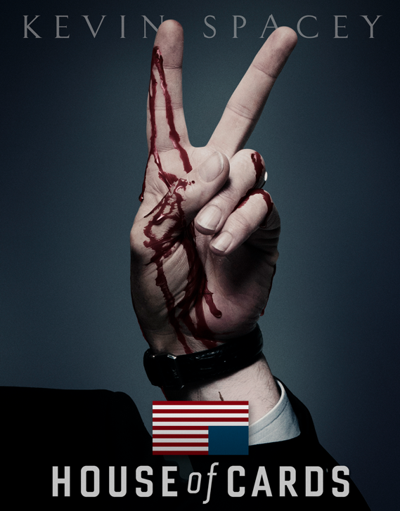 Figure 3: House of Cards Promo Poster
